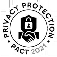 Caloga está certificada<br>Privacy Protection Pact